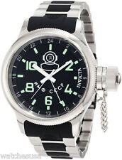 Invicta 7241 Signature Black Dial Stainless Steel Men's Watch
