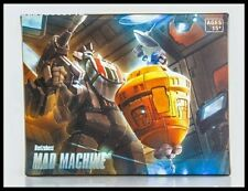 New Beelzeboss Transformers Custom kit Mad Machine - The Immobilizer for MP20
