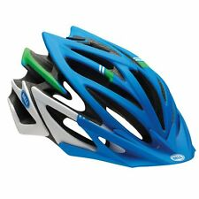 Bell Volt Xc Road Mountain Bike Adulti Leggero 22 Vent Casco Blu 55-59cm