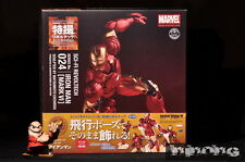 Revoltech Sci-Fi 024 Iron Man Mark VI (Japan)