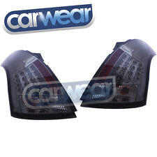 SUZUKI SWIFT 04-06 07-11 SMOKE LED TAIL LIGHT