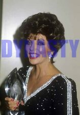 DYNASTY #11477,JOAN COLLINS,candid photo,THE COLBYS