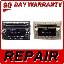 REPAIR YOUR 06 - 10 FORD LINCOLN MKX OEM Radio Stereo 6 Disc Changer CD Player