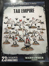 Warhammer 40,000 Start Collecting Tau Empire