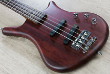 Warwick Pro Series Thumb Bolt-On 4-String Electric Bass Fretted Burgundy Red