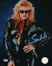 Sable Signed 8x10 Photo Autograph Auto Mounted Memories
