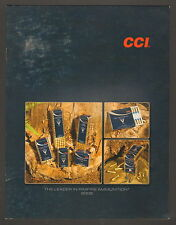 CCI Rimfire Ammunition Catalog - 2008