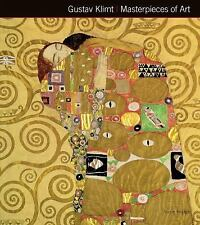 GUSTAV KLIMT - NEW HARDCOVER BOOK