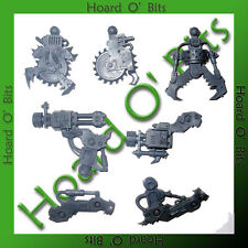 WARHAMMER 40K BIN BITS ORK DEFF DREAD - LOWER ARMS