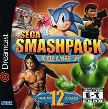 Sega Smash Pack Volume 1 - Dreamcast Game