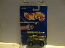 Hot Wheels #218 Green Street Roader w/CT Wheels