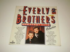 THE EVERLY BROTHERS - GREATEST HITS - 2 LP GATEFOLD 1979 PICKWICK RECORDS -