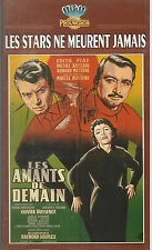 LES AMANTS DE DEMAIN VHS SECAM EDITH PIAF MICHEL AUCLAIR ARMAND MESTRAL FREESHIP