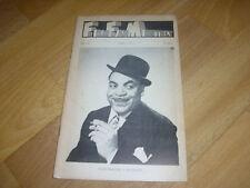 FILM FAN  Monthly US Magazine  Fats WALLER in SOUNDIES  Apr 73  # 142