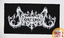 SOMBRES FORETS PATCH,BUY3 GET4,FORTERESSE,GRIS,AUSTERE,URFAUST,BLACK METAL,TAAKE