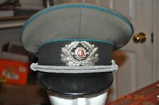 EAST GERMAN  Air Defence Visor (Rare)