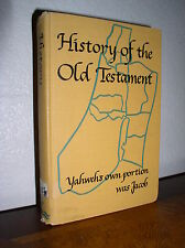 History of the Old Testament by Dr. Paul Heinisch (1957, HC)