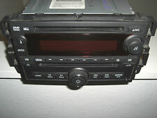 2007 2008 GM Pontiac Torrent Radio Dvd CD Player Aux MP3 Am/Fm Radio 25799107