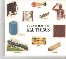 (FH135) Johnny Parry, An Anthology Of All Things - sealed CD
