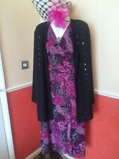 Wedding Outfit , Size 16 Dress By Happy D Jacket ByEnlola May 16 Sale Price