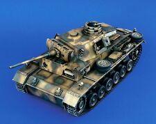 Verlinden 120mm (1/15) Panzerkampfwagen III Ausf.M German Medium Tank WWII 1071