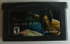NINTENDO GAMEBOY ADVANCE Prince of Persia The sands of time CARTRIDGE