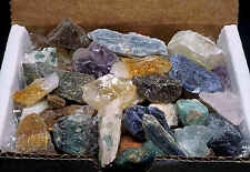 Bits & Pieces Collection 1/2 Lb Gems Crystals Natural Mineral Specimens