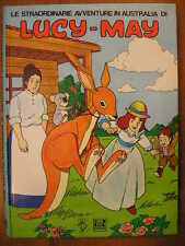 LE STRAORDINARIE AVVENTURE IN AUSTRALIA DI LUCY-MAY Lucy May 1° ed AMZ italia 1