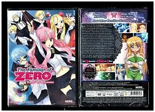 The Familiar of Zero: Rondo of Princesses Season 3 (Brand New 3 DVD Anime Set)