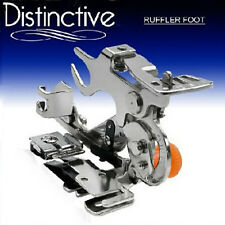New Household Ruffler Presser Foot Attachment Low Shank Pleated Sewing Machine h