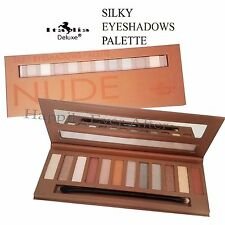 Italia NUDE Eye shadows Palette - Natural Shimmer & Matte Colors - US Seller!!