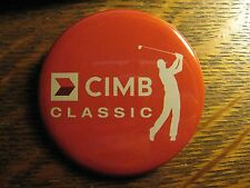CIMB Classic PGA Golf Tournament USA Golfer Advertisement Pocket Lipstick Mirror