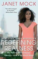 Janet Mock Redefining Realness My Path to Womanhood Transgender NEW PB