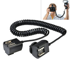 Godox TL-C 3M E-TTL Flash Sync Cord Cable Off-camera Hot Shoe for Canon Camera