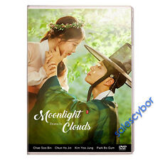 Moonlight Drawn by Clouds- Korean Drama (4DVDs) Excellent English!