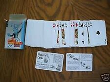 New Magic Blank Deck Magician Illusion Easy Trick Gaff Magical Playing Cards