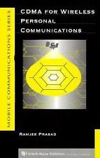 Cdma for Wireless Personal Communications (Artech House Mobile Communi-ExLibrary