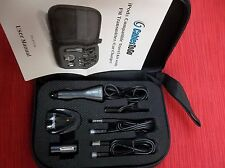 Cables To Go iPod Compatible Travel Kit with FM Transmitter/Car Charger NEW!!