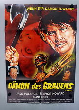 DÄMON DES GRAUENS / CRAZE * A1-Filmposter EA - German 1-Sheet  GB1973 HORROR