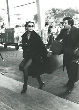 ORNELLA MUTI MARCELLO MASTROIANNI GIALLO NAPOLETANO 1979 VINTAGE PHOTO #3