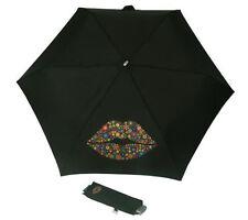 Doppler Carbon Paraguas Plegable De Acero Mini Slim 5 años de garantía! Kiss