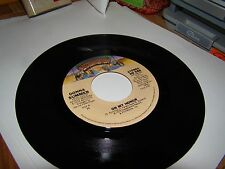 """VINTAGE 1979 45 RECORD  BY DONNA SUMMER """"ON MY HONOR"""" & """"BAD GIRLS"""""""