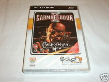 PC Game Carmageddon II 2 Carpocalypse Now Brand New Sealed
