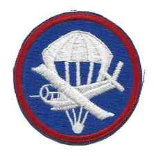 82nd Airborne Division Paraglider Designated Unit Patch Enlisted