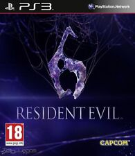 Resident Evil 6 Ps3 (no disco, juego-digital)