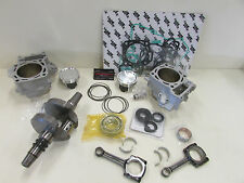 KAWASAKI BRUTE FORCE/TERYX 750 CRANKSHAFT CYLINDERS WISECO PISTONS REBUILD KIT