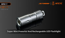 JETbeam NITEYE MINI-1 Cree XP-G2 130LM Rechargeable Waterproof LED Flashlight