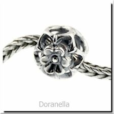 Authentic Trollbeads Sterling Silver 11339 Zucchini Flower :1 27% OFF