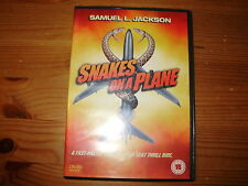 snakes on the plane dvd