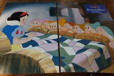 DISNEY - BLANCHE NEIGE ET LES 7 NAINS - Poster !!!!!